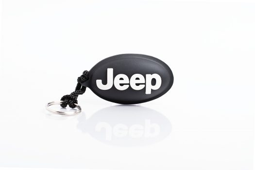 ina brindes chaveiro flutuante alto-relevo jeep
